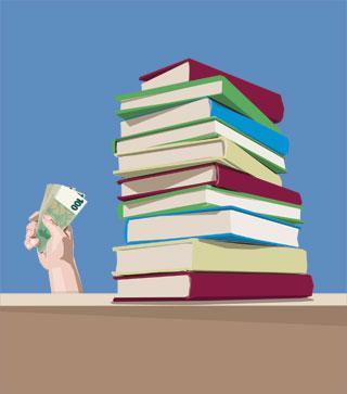 c69bce4957 Přišli jsme spolu vybrat knížky, které pořídíme do stacionáře, kde kromě  něho přes týden bydlí i další autisté různého věku a různé míry postižení. V  ruce ...